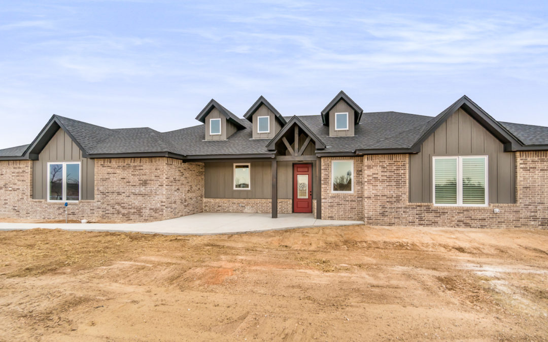 Custom Home Builder Amarillo Texas