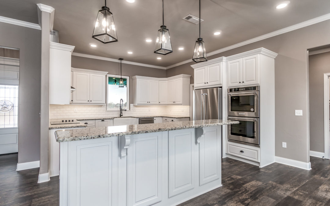 Amarillo Custom Home Builder Dream Kitchen