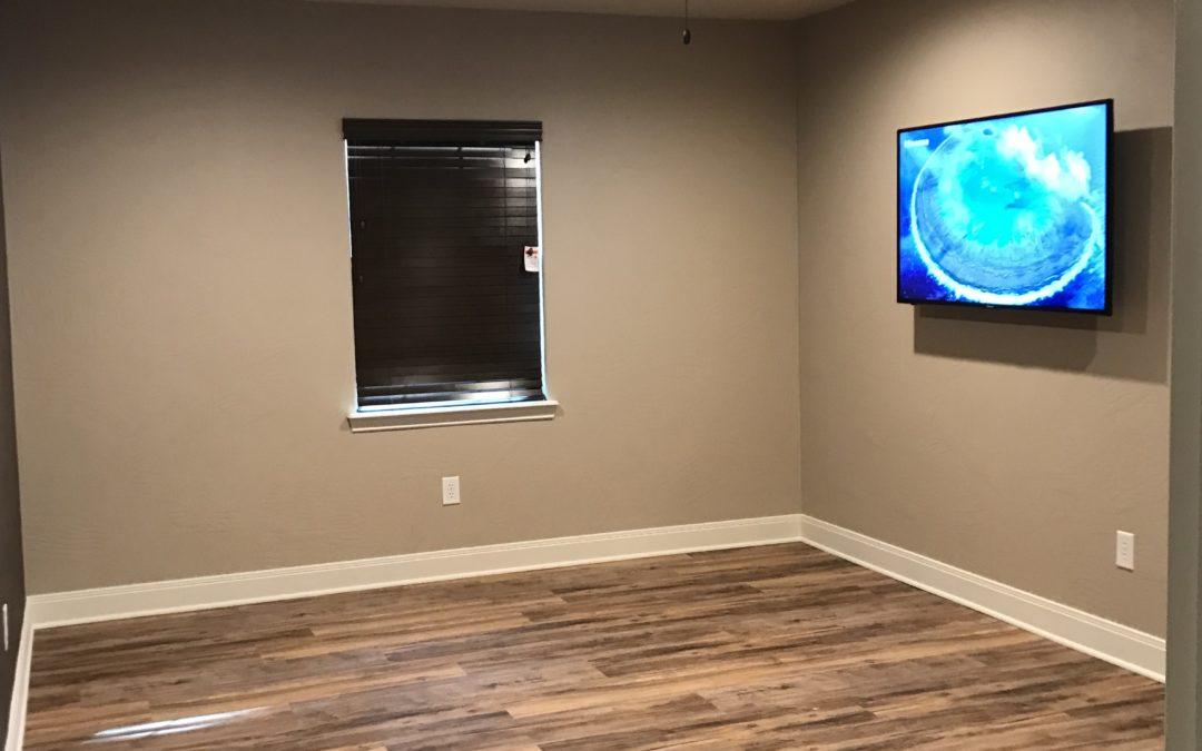 Adding a New Room