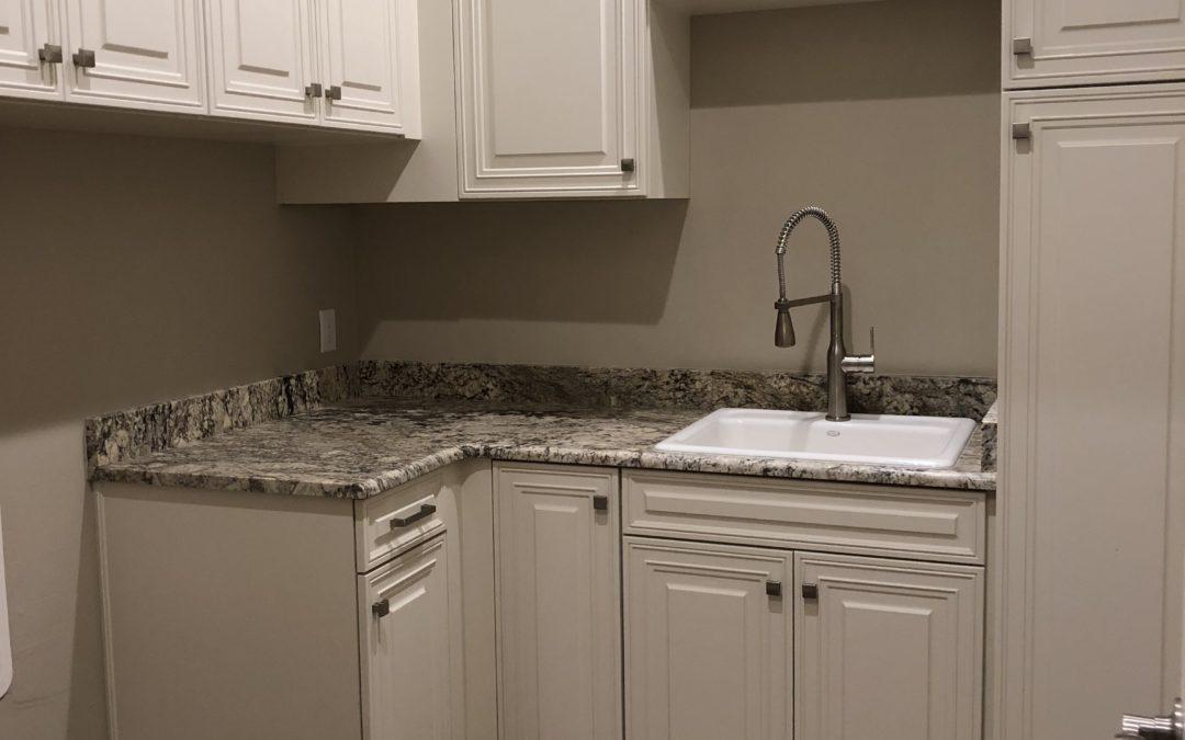 Amarillo Custom Home Builder | Best Laundry Room Design